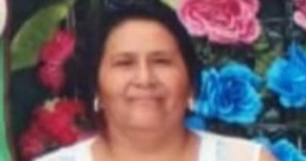 Doña Zoila salió de su casa para cruzar a EUA; nunca llegó a su destino y está desaparecida