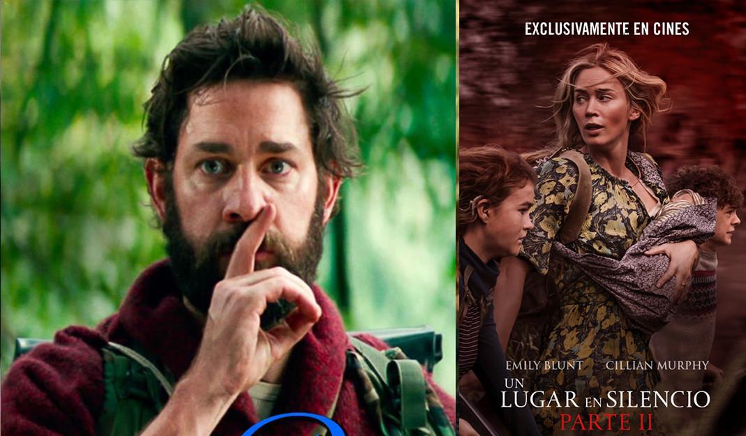 Un Lugar en Silencio II: regresa la saga post –apocalíptica a los cines
