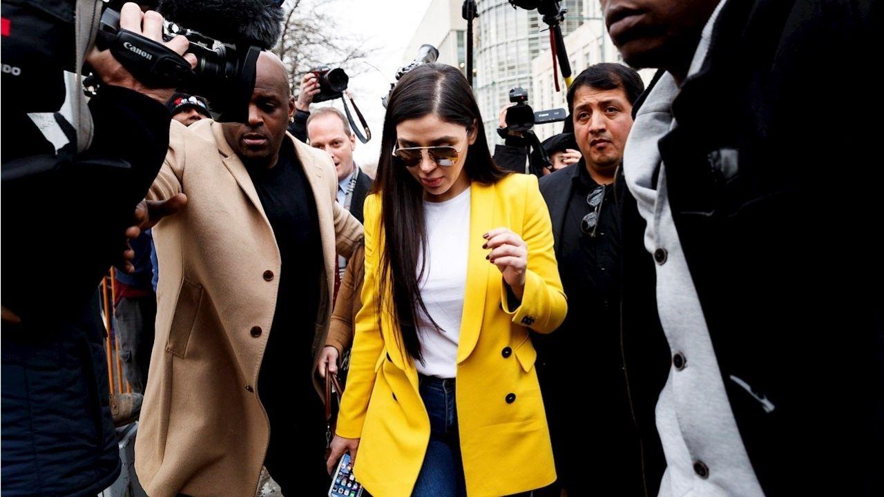 """The New York Times revela que Emma Coronel se ha declarado culpable por fuga de """"El Chapo"""""""