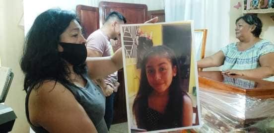 'Princesa truncaron tu vida': despiden a Itzel de 16 años; la violaron y mataron en su casa