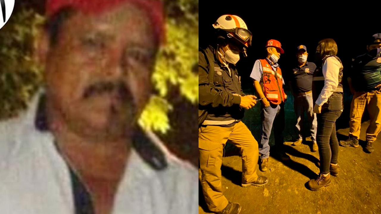 """Flotando e hinchado""; revelan como encontraron al minero Mauricio en Múzquiz"