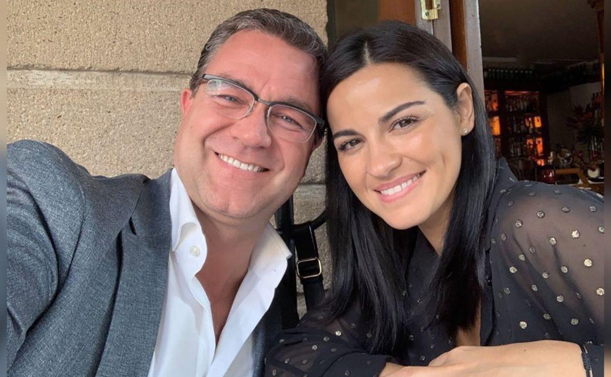 Guillermo Pous invita a Claudia Martín a retractarse de acusación contra Maite Perroni