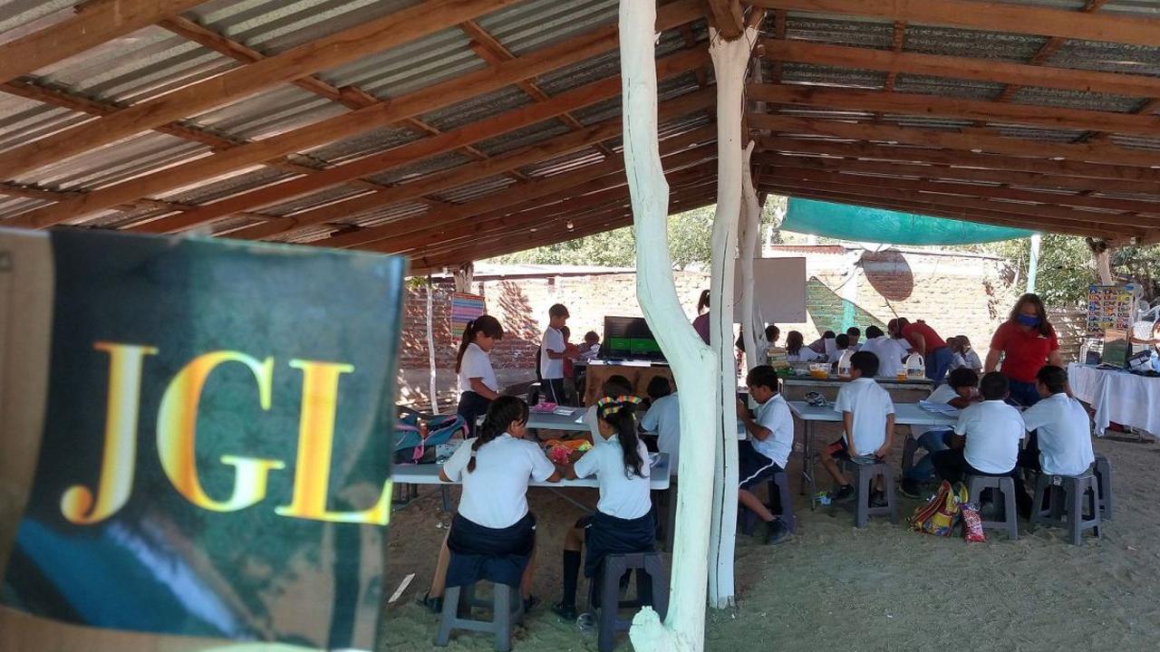 Cierra escuela habilitada por hijos de 'El Chapo' Guzmán; no pudieron cubrir los gastos