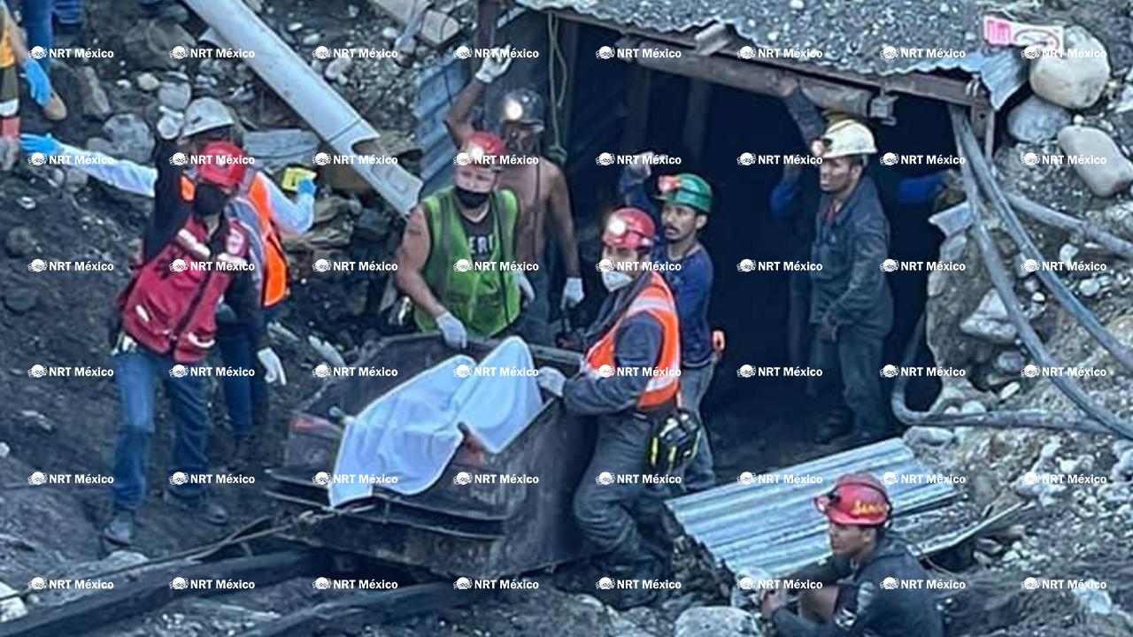 Mineros de Múzquiz no murieron tras desplome de la mina; revelan la causa de muerte
