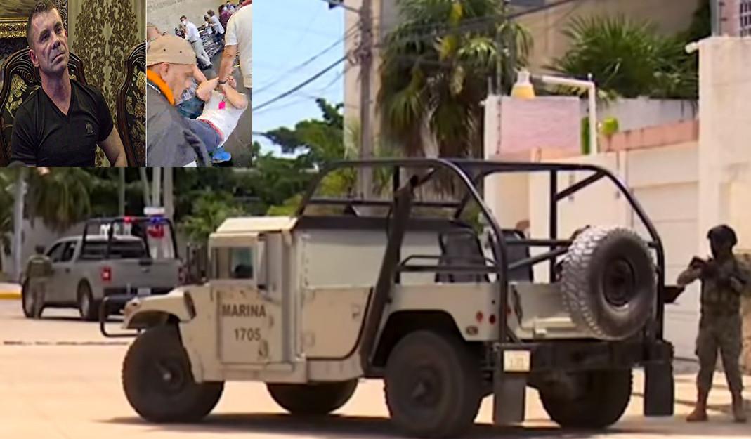 Incautan propiedades del líder de la mafia rumana en Quintana Roo; es resguardada por Marina
