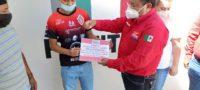 La CROC brinda apoyo a futbolista coahuilense que viajara a Colombia