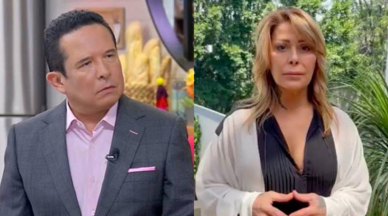 Gustavo Adolfo Infante niega los rumores; no fue demandado por Alejandra Guzmán