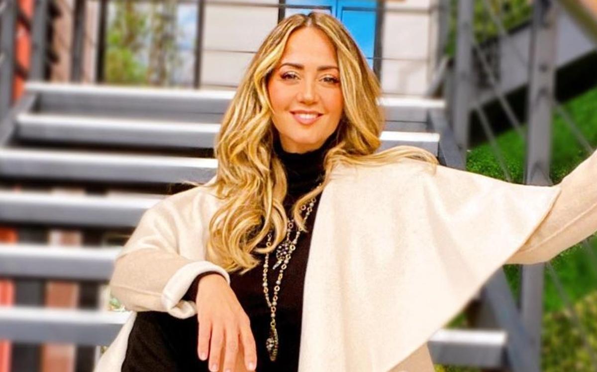 Andrea Legarreta exhibe romance entre famosos en Hoy