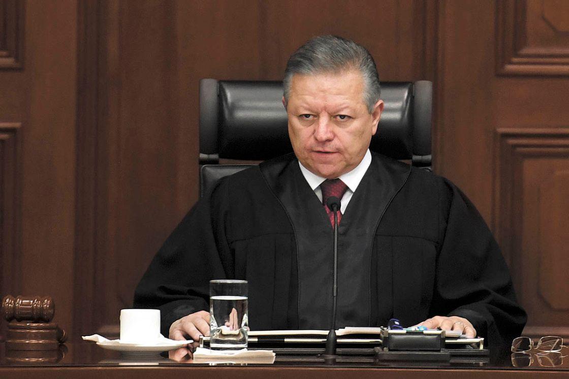 Oposición completó las firmas para declarar inconstitucional ampliación de gestión de Arturo Zaldívar