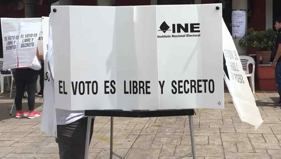 SIJE reporta a las 14:40 horas la instalación de 154 mil 322 casillas; el país vota en paz