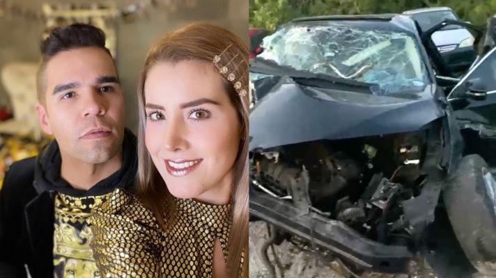Tras aparatoso accidente, Emir Pabón demanda a chófer de UBER; iba a exceso de velocidad