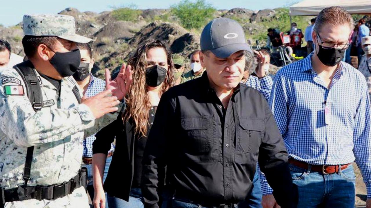 Continúan las labores de rescate de los mineros, autoridades de Coahuila no se rinden