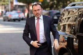 Impugnará Luis Videgaray inhabilitación de la SFP para ocupar cargo público por 10 años