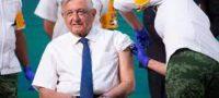 Feliz feliz: Anuncia AMLO que mañana recibirá segunda vacuna antiCovid-19