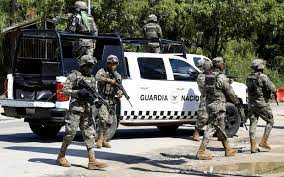 La Guardia Nacional, esta en alerta por elecciones