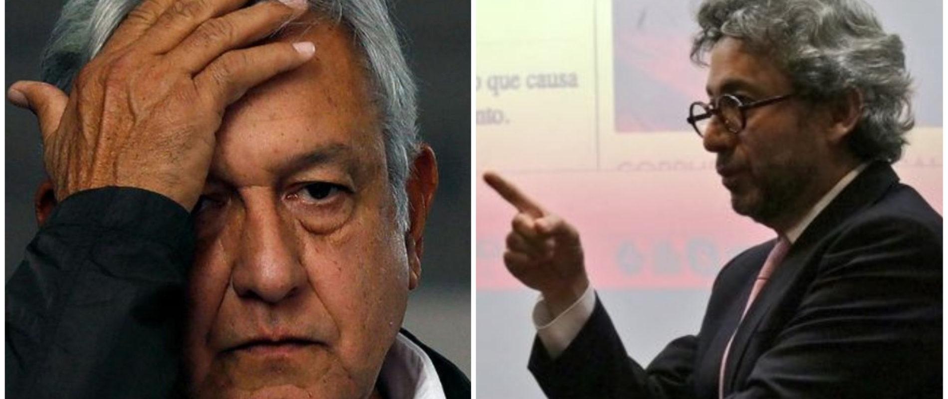 Las elecciones 2021 le pegaron duro a AMLO: Salvador Camarena