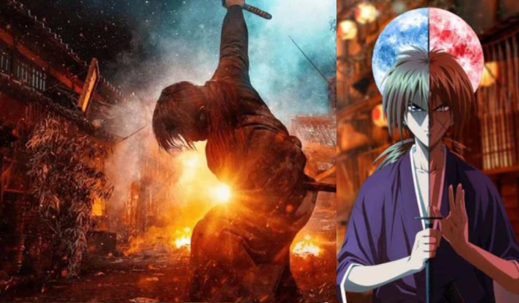 La serie live action de Samurai X The Final llegará a Netflix