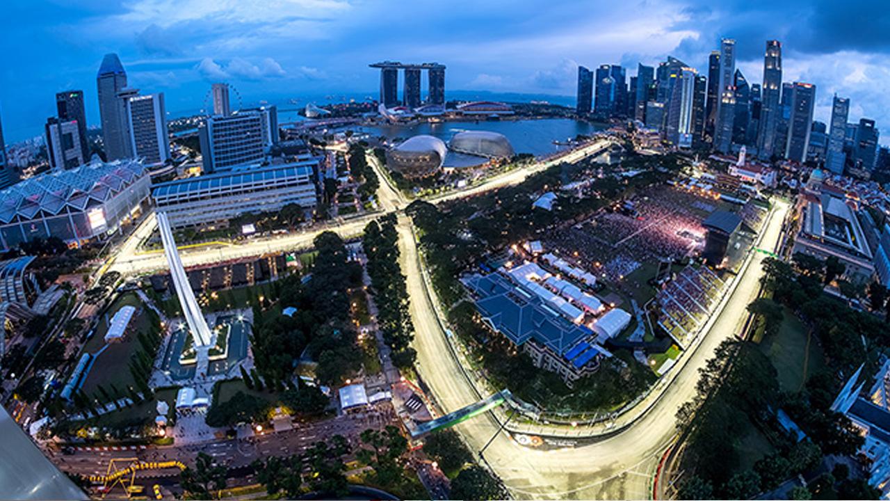 Se cancela el Grand Prix Singapur 2021 de la Fórmula 1