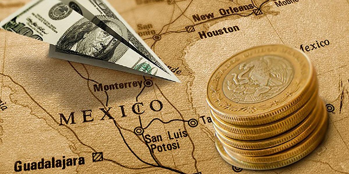 Llegada de remesas a Coahuila incrementa un 15%