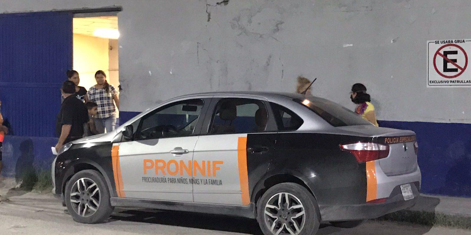 Policiaca: Localizan a menor extraviado en la madrugada en Monclova; lo ponen a resguardo de la PRONNIF