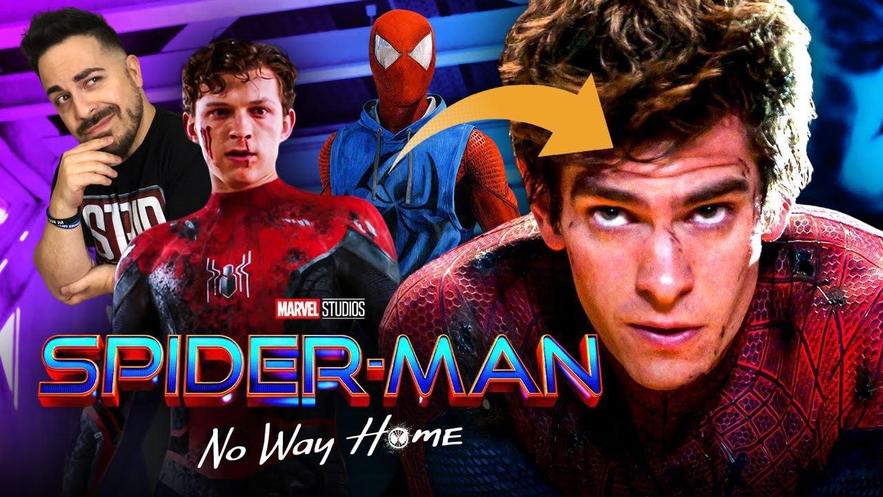 Explota internet tras revelar fecha del tráiler de Spider-Man: No Way Home