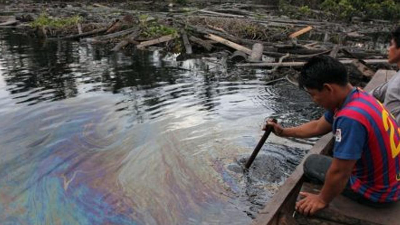 La gente de la Amazonía tiene altos niveles de plomo en la sangre; acusan a la industria petrolera