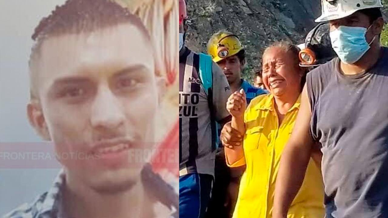 📹   Mamá le da el último adiós a Pollito, sexto minero localizado sin vida en Múzquiz
