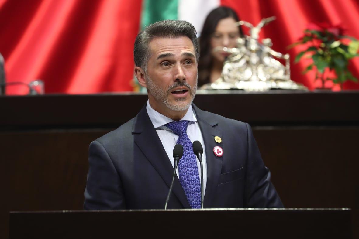 Sergio Mayer con proyecto en puerta tras perder elecciones 2021