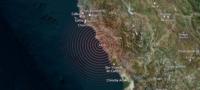 Sismo de magnitud 6.0 azota Lima