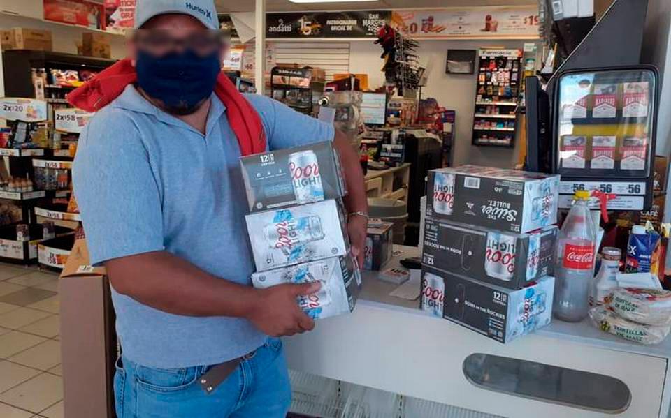 Hasta 30 mil pesos de multa a quien viole la Ley Seca en Coahuila; van autoridades contra ebrios