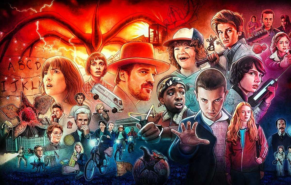 Revelan nuevo elenco para Stranger Things 4