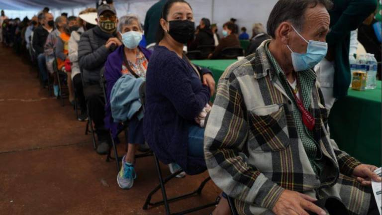 Vacunación contra covid-19 se suspenderá el 6 de junio