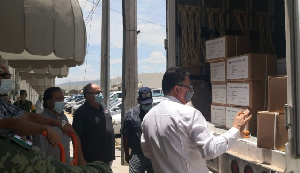 Arriba a Coahuila documentación y materiales para la Consulta Popular 2021