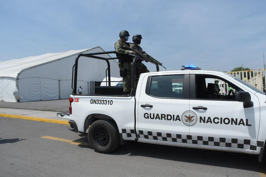 Asegura Guardia Nacional cargamento de droga en Monclova