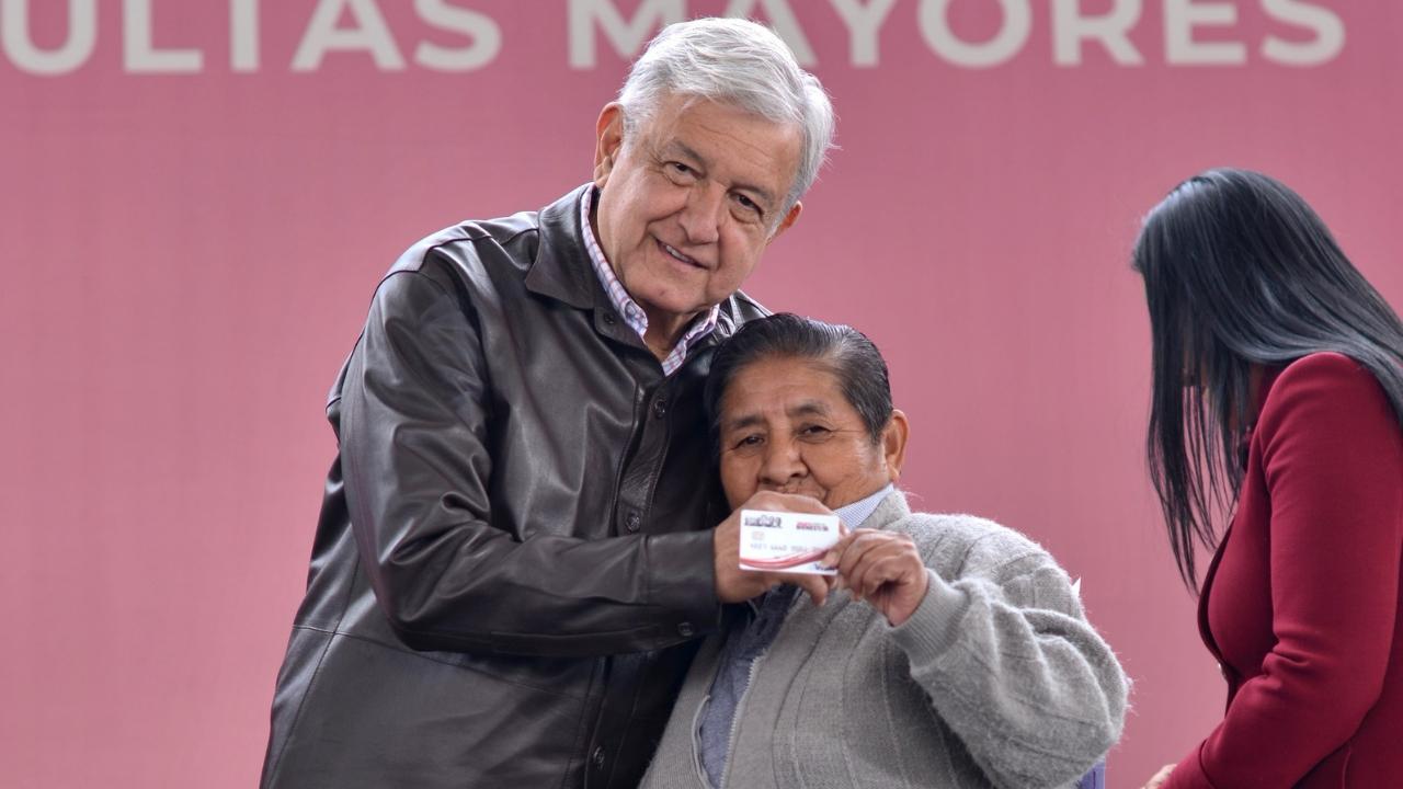 2.2 millones de ancianitos serían incorporados a las pensiones de Bienestar
