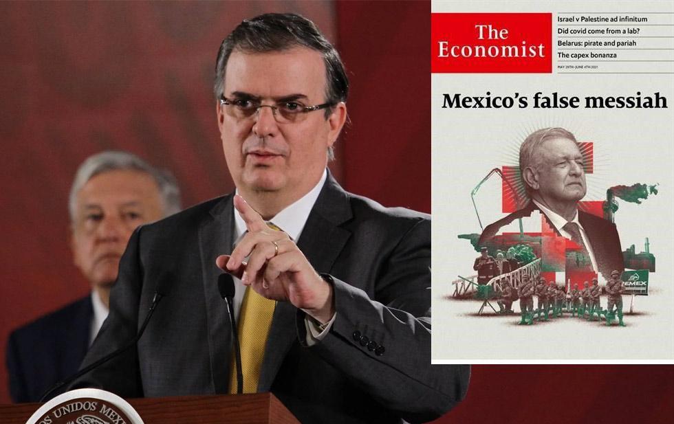Ebrard no violó ley electoral con respuesta a The Economista sobre ataque a AMLO: TEPJF