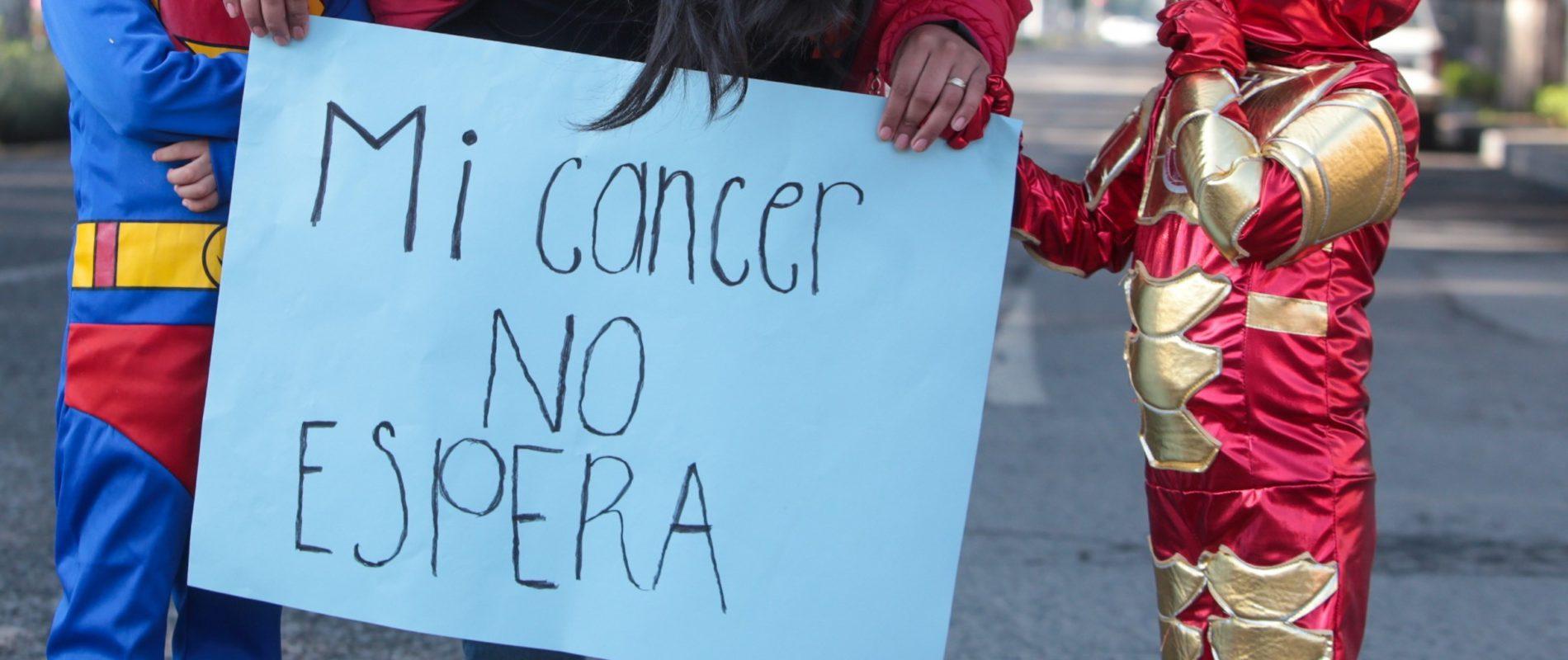 No hay medicamentos para niños con cáncer pero sí una consulta de más de 500 mdp: PRD