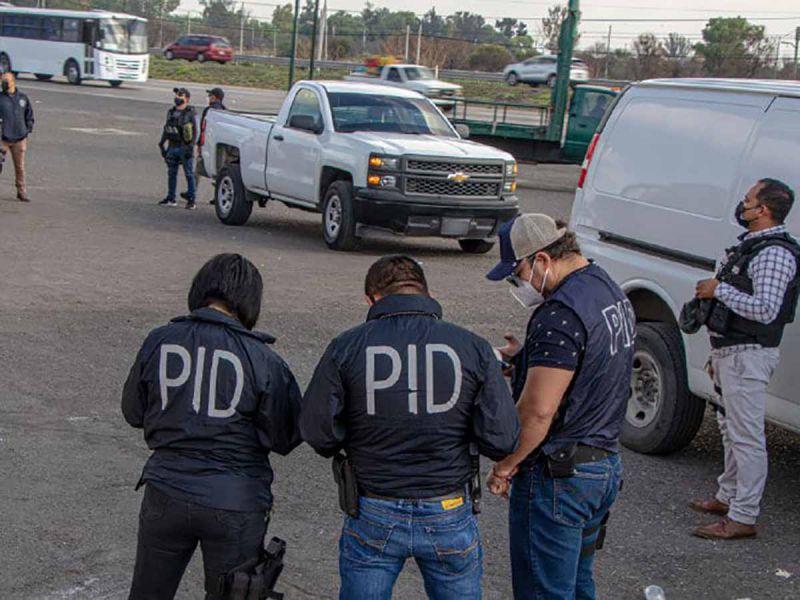 Criminales son llevados ante la justicia por secuestrar y asesinar en Querétaro