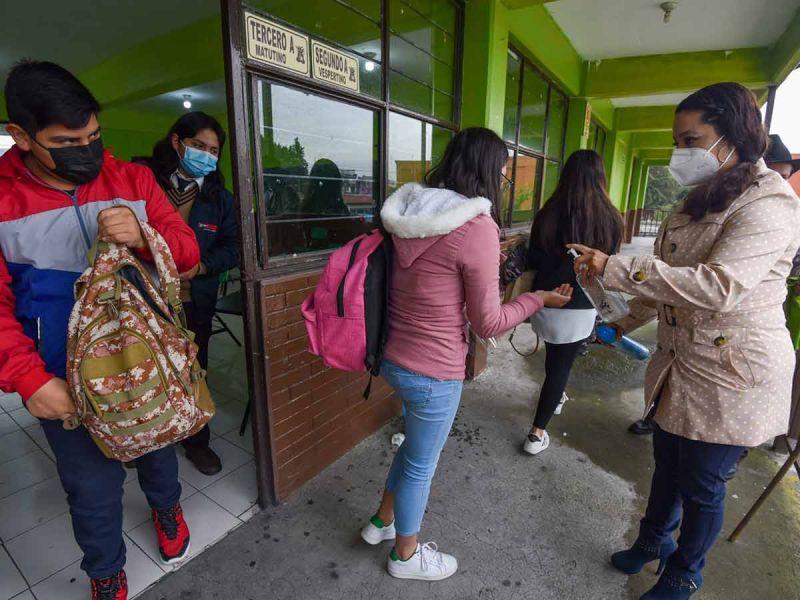 Afinan detalles para regreso a clases con protocolos en Querétaro