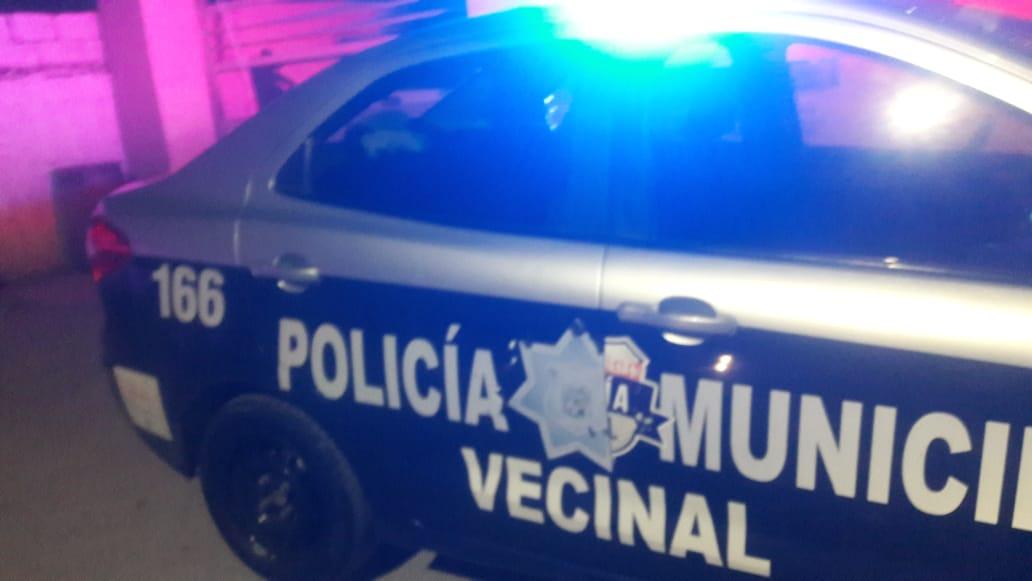 Policiaca: Se negó a pasar la noche con su tóxica en Monclova; le chocó el carro 4 veces