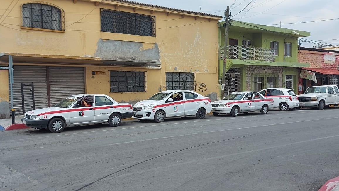 Piden a taxistas de Frontera a no caer en provocaciones con los InDriver