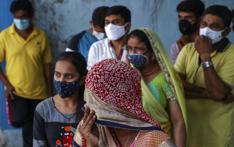 Muertes por COVID en India serían hasta 10 veces más que las oficiales