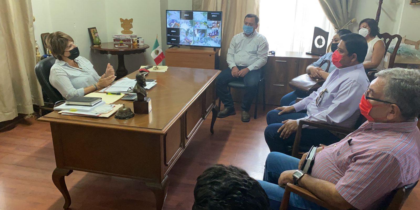 Preparan entrega recepción del Ayuntamiento de Cuatro Ciénegas