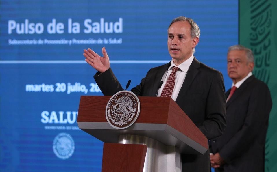 Ante tercera ola de COVID en México, el confinamiento ya no implica cierres absolutos: López-Gatell