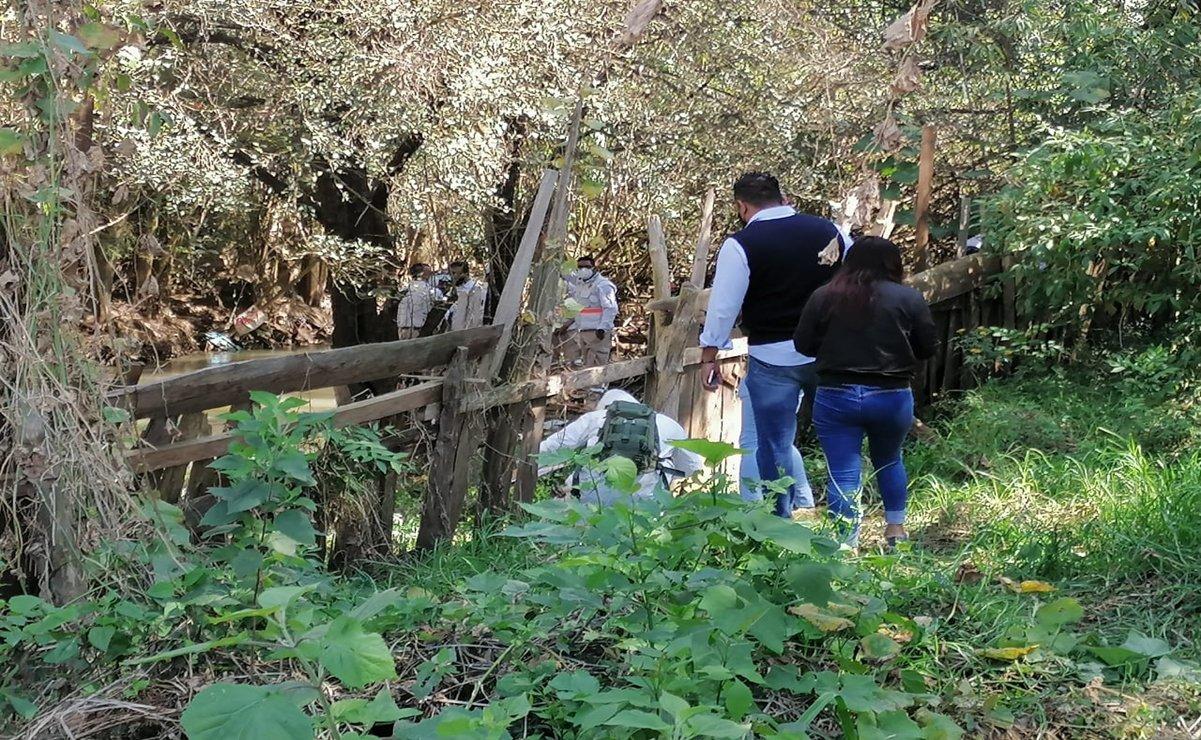 Brutal feminicidio: Evodio asesinó a su novia y ocultó el cuerpo en un bosque