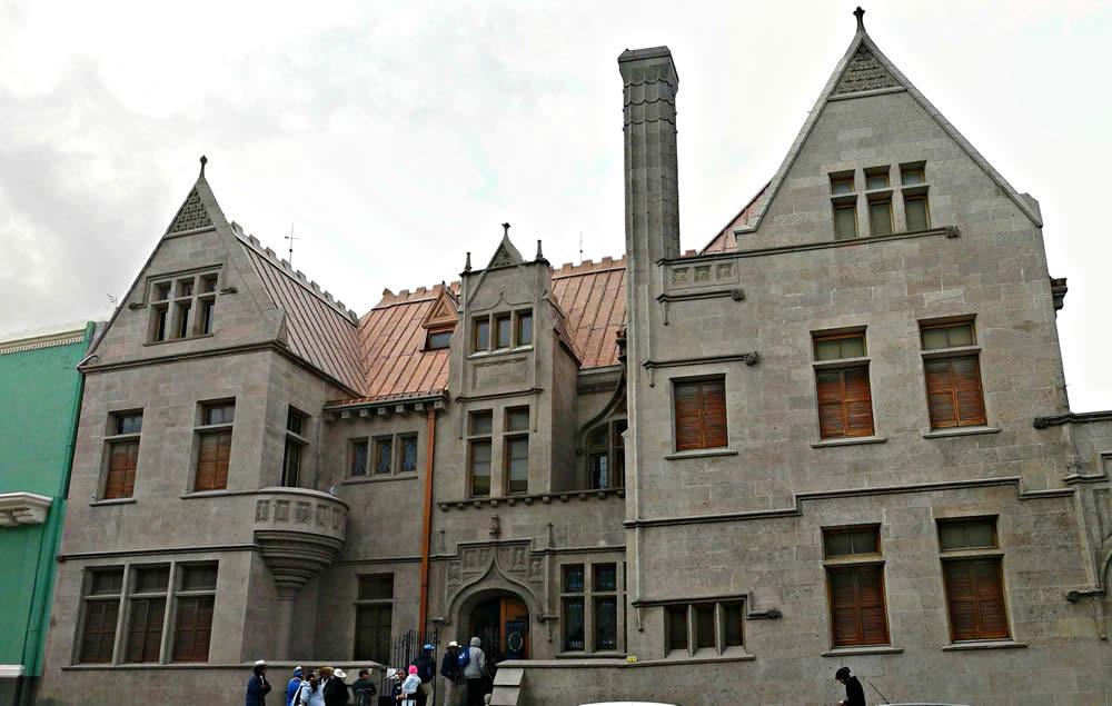De Saltillo para el mundo; Casa Purcell declarada patrimonio cultural