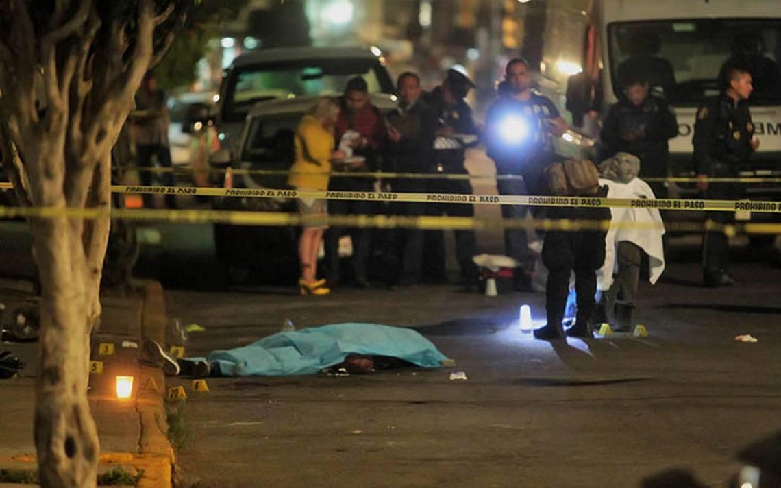 En un día, México registró más de 100 homicidios dolosos; es el décimo tercer día con más muertes
