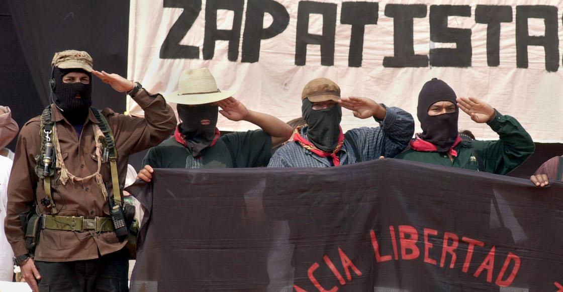 'Está haciendo lo posible para que fracase': Ejército Zapatista acusa al INE de boicot contra la consulta popular