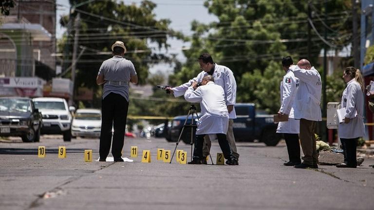 Según reporte diario, CDMX registra más de 100 homicidios dolosos en un día