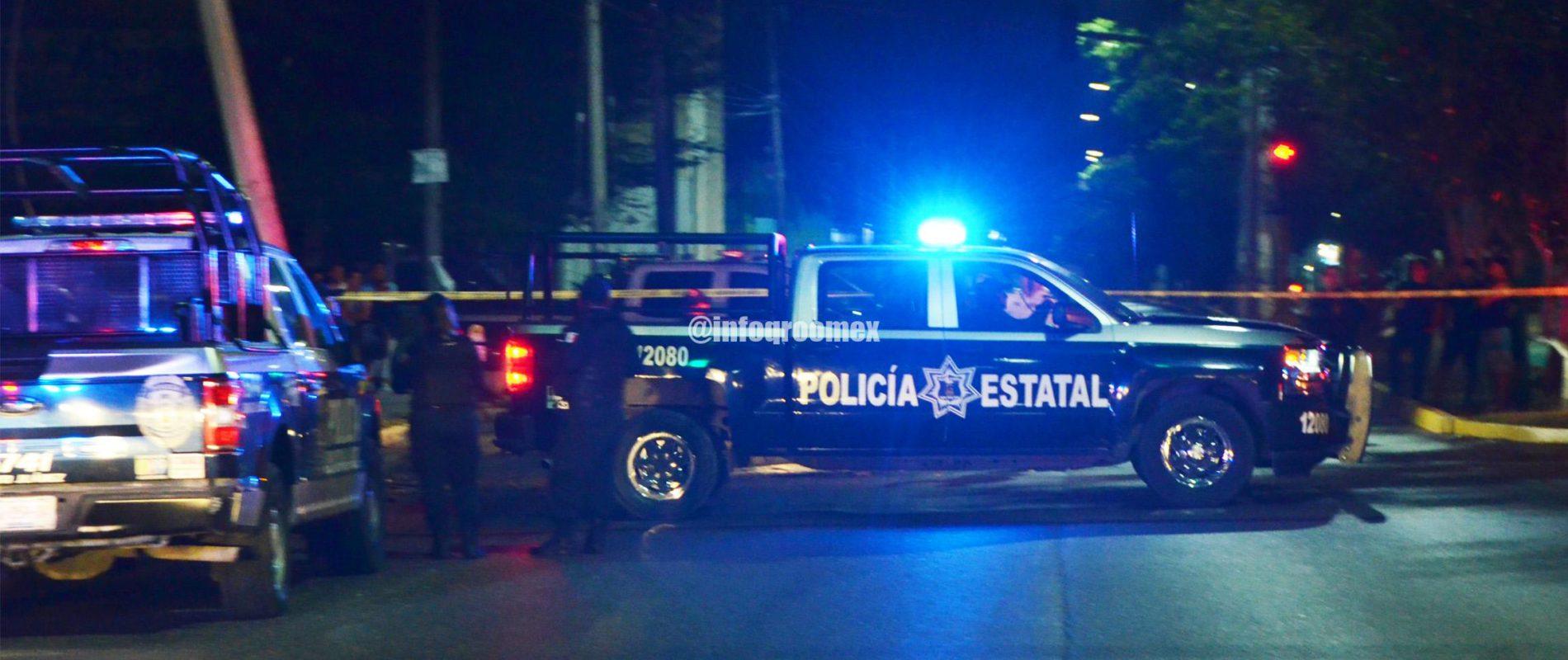 Mueren dos mujeres en un estacionamiento: Una de ellas tenía un bebito en brazos cuando le dispararon